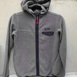 PATAGONIA large synchilla gray jacket